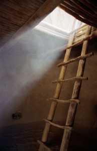New Mexico Kiva Ladder