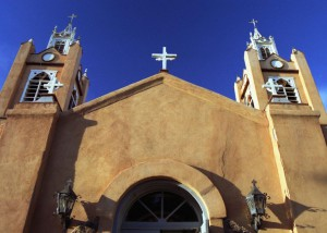 Santa Fe, New Mexico Church
